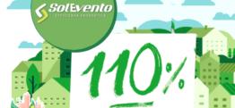 Super bonus 110% con Solevento